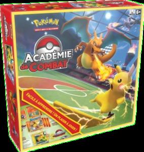 Pokemon Coffret Academie De Combat 2020 Jeu De Cartes A Collectionner Myludo